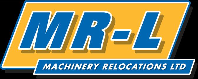 Machinery Relocations Retina Logo