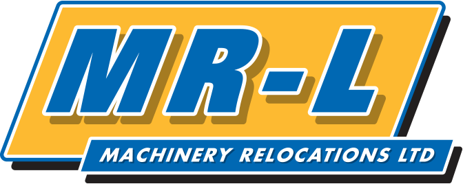 Machinery Relocations Retina Logo